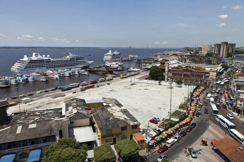 TCU retoma julgamento do processo do Porto de Manaus