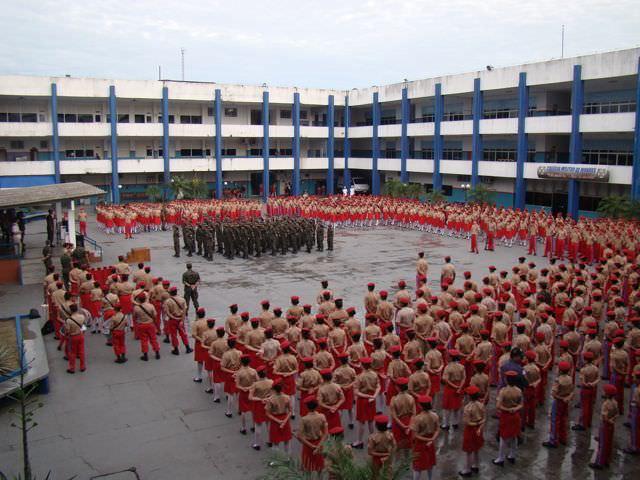 Colégio da Policia Militar abre vagas para o ano letivo de 2018