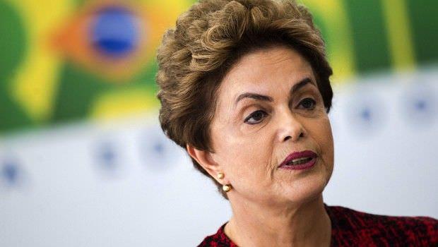 Dilma Rousseff diz ser mentira que Petrobras estava falida