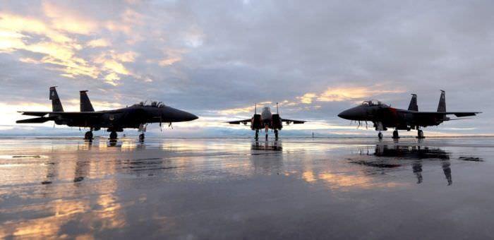 Estados Unidos e Coreia do Sul começam exercício aéreo