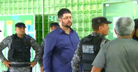 Justiça condena Mouhamad Moustafá a 11 anos e 8 meses de prisão
