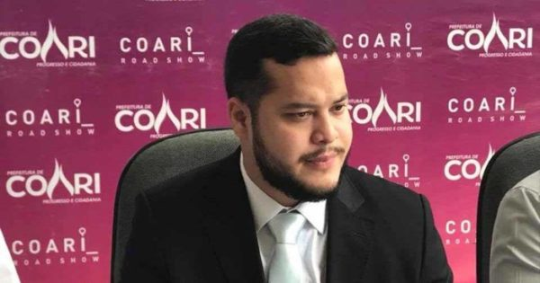Fantástico exibe casos de corrupção em Coari e prisão de Adail Filho