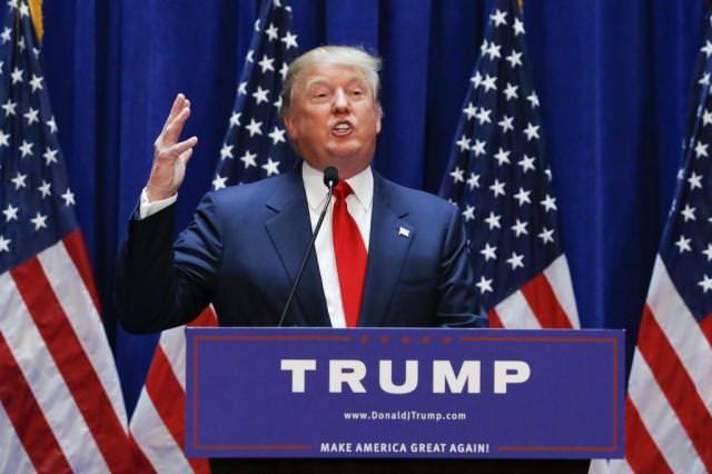 Trump diz na Flórida que não é racista