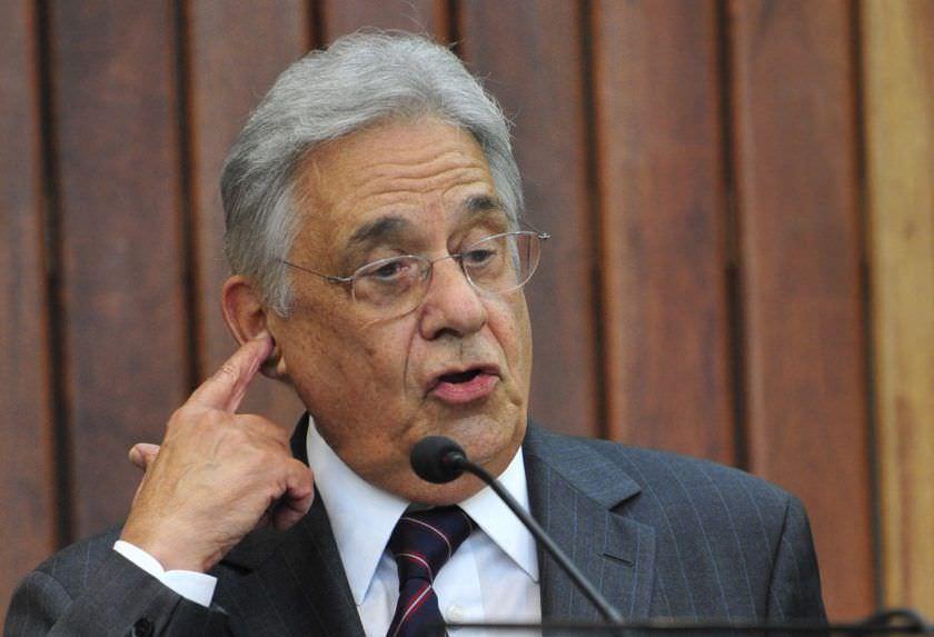 FHC diz que o importante é o PSDB ganhar em São Paulo