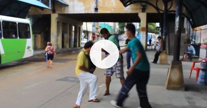 T1, em Manaus