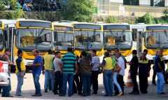 Paralisação de ônibus em Manaus prejudica 30 mil usuários