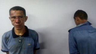 Dupla faz trabalhadores do Distrito Industrial reféns durante assalto