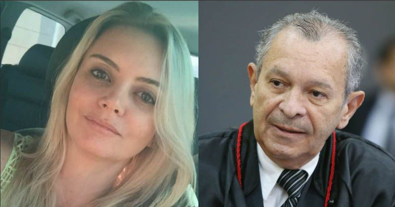 Na foto, Luciana Pires e Rafael Romano