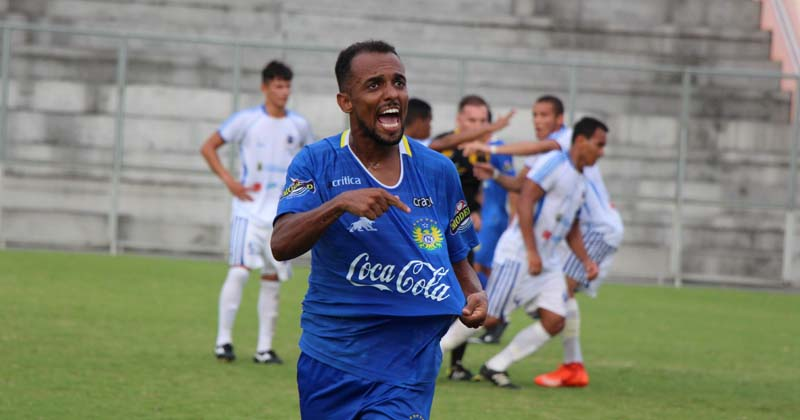 Nacional venceu o Penarol pelo Campeonato Amazonense