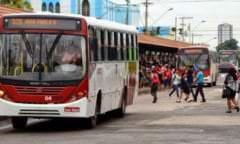 Obra altera linhas de ônibus da Cidade Nova