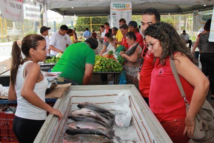 Mais de 100 toneladas de pescado serão doadas a famílias carentes, anuncia governo