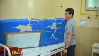 Abandono na saúde de Tonantins é pauta do deputado estadual, David Almeida