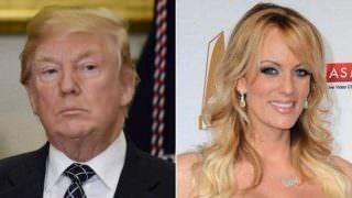Trump ameaça cobrar multa de R$ 65 milhões de atriz pornô