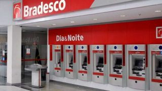 Lucro do Bradesco cresce 22% no 1º trimestre e vai a R$ 6,2 bi