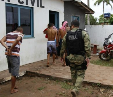 Quatro pessoas são presas em operação contra tráfico de drogas em Autazes