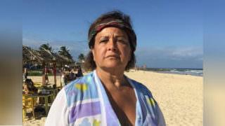 Postagens de viagens de Waldívia Alencar presa em operação revolta internautas