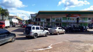 Bloqueio em refinarias afeta cidades próximas a Manaus