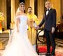 Casamento de Lexa e Guimê é marcado por tumulto e confusão