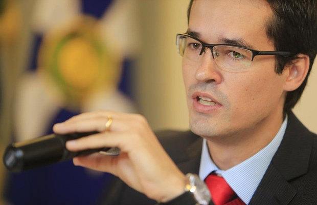 Deltan receou comentar caso Flávio e questionou reação de Moro, apontam mensagens