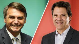 No AM, Bolsonaro fica com 50,29% e Haddad, 49,71%, no 2º. turno