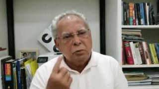Em vídeo, Amazonino parabeniza Wilson Lima e pede que 'Deus o ilumine'