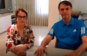 Tereza Cristina, nova ministra da Agricultura