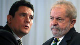 Ministro Celso de Mello deve decidir destino de Lula e Sérgio Moro