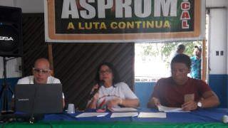 Asprom anuncia paralisação dos professores em advertência ao Governo