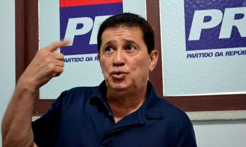 Alfredo Nascimento tem maior índice de rejeição para prefeitura, diz pesquisa