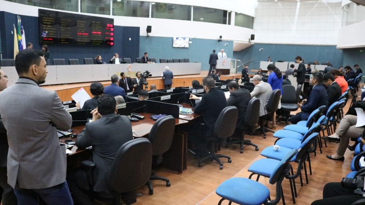 Câmara restringe acesso do público externo por causa do coronavírus