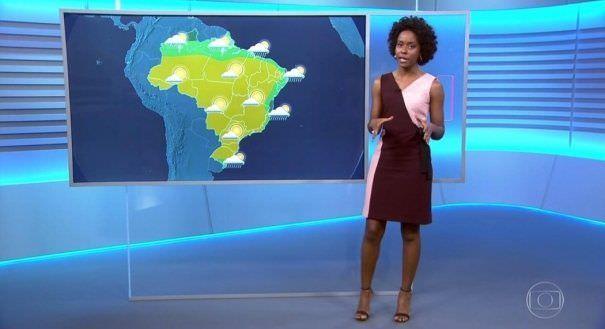 Maju Coutinho é promovida e será primeira negra a apresentar o Jornal Nacional