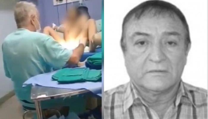 Resultado de imagem para Médico que agrediu grávida durante o parto é afastado do cargo