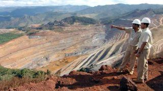 Em Barão de Cocais, sirene dispara e barragem da Vale evolui para nível de pré-rompimento