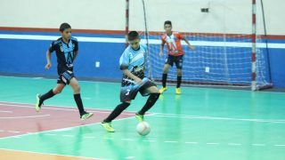 Futsal amazonense dá largada com as categorias Sub-13 e Sub-15