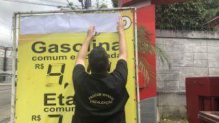 Procon Manaus autua 17 postos após aumento no preço da gasolina