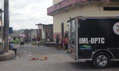 Jovem é morto à queima-roupa após brigar com dupla em Manaus