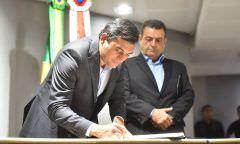 Governador Wilson Lima ataca lideranças dos servidores públicos do AM