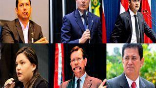 Pretensos candidatos nas eleições desconversam candidaturas para 2020
