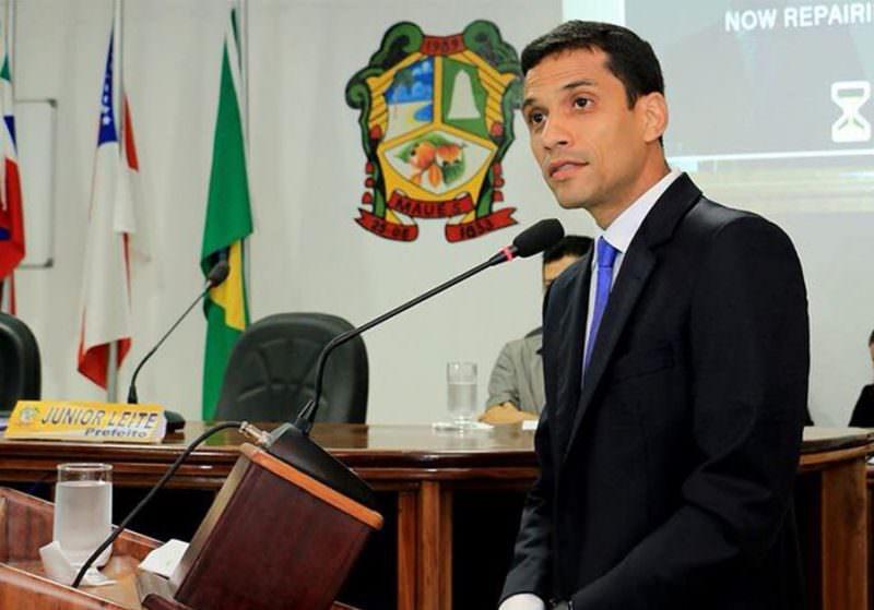 Com 2,9 mil casos de covid-19, Junior Leite gastará R$ 877 mil com software e internet