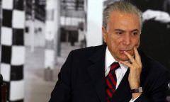 Investigação aponta que grupo comandado por Temer desviou R$ 1,8 bi