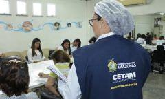 Inscrições para 5,7 mil vagas em cursos do Cetam iniciam nesta quinta