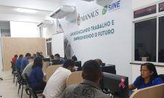 Confira as vagas do Sine Manaus para esta sexta-feira