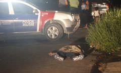 Assaltantes matam torneiro mecânico e levam dinheiro do aluguel