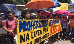 Com R$ 40 milhões a comissionados, LRF não é 'desculpa' contra reajuste
