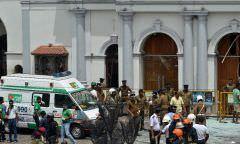 Atentados em igrejas e hotéis deixam 207 mortos e 450 feridos no Sri Lanka