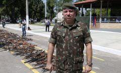 Militar é preso acusado de desviar armas do Exército