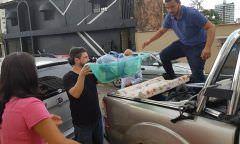 Projeto arrecada doações a imigrantes venezuelanos em Manaus