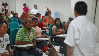 Ingresso de indígenas em faculdades é nove vezes maior do que em 2010