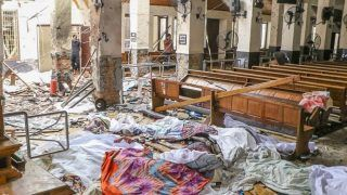 Na Páscoa, atentados deixam 207 mortos e 450 feridos no Sri Lanka
