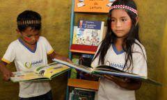 Manaus, 1ª com professor de educação indígena escolhido pela comunidade